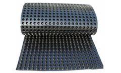 Pennplas - Model DB - Plastic Drainage Board