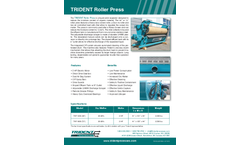 Trident - Roller Press Brochure