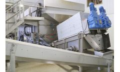 Trident - Shaftless Screw Conveyor