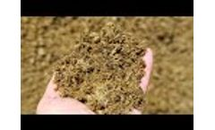 Trident Fiber and Bedding Recovery at Indiana Dairy Farm - Manure Separation Video