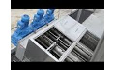 Trident Wastewater Treatment and Sludge Dewatering Solutions Video