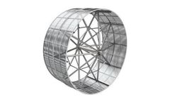 WTR-Engineering - Cup & Drum Circular Water Screens for Power Plants