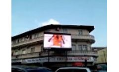 Sovereign Ferries marketing in Freetown Video