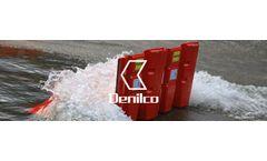 Denilco - Model L-Type - Denilco Movable Flood  Control Panel