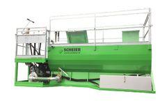 SCHEIER - Model AL 4000 - Hydroseeder