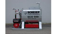 SCHEIER - Model ECO 500 - Hydroseeder