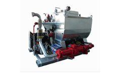SCHEIER - Model HR 600 - Hydroseeder