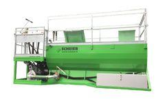 SCHEIER - Model AL 5000 - Hydroseeder