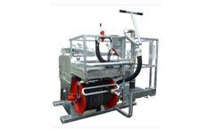 SCHEIER - Model 3P 1200R - Hydroseeder
