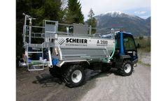 SCHEIER - Model A 2000 - Hydroseeder