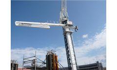 PB32A-3R-II Self-Climbing Concrete Placing Boom