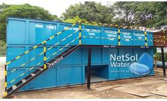 Role of Sewage Treatment Plant in 2019