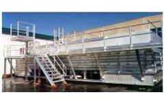 AWC-Water - Model ST - Tube Settler Water Treatment Plants