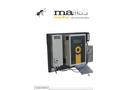 maMoS - Modular Stationary Gas Analyser - Brochure