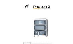 Photon - Model S - CEMS System with NDIR Sensors - Brochure