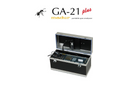 Madur - Model GA-21 Plus - Hand- Held Portable Gas Analyzer Brochure