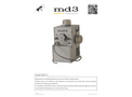 Madur - Model MD3 - Universal Conditioning Unit Brochure