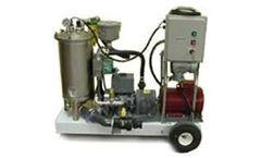 Edson - Model 290-10-06-5 - 5 HP Vacuum Pumping System