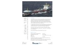 Ektank - Model T28 - Chemical & Product Tanker Brochure