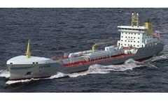 Ektank - Model T28 - Chemical & Product Tanker