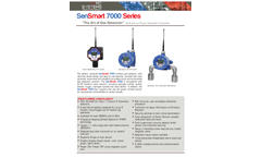 SenSmart - Model 7100 EC - Toxic Gas Detector Brochure