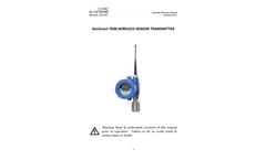 SenSmart - Model 7900 - Dual Gas Detectors  Manual