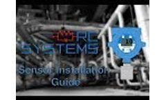 Sensor Installation Guide Video