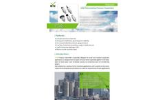eYc - Model P046 OEM - Piezoresistive Pressure Transmitter Brochure