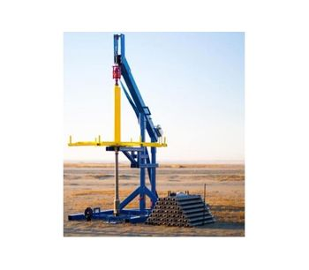 Village Drill - Borehole Drilling System