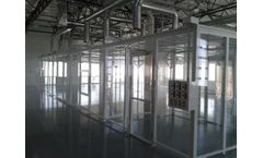 Angstrom - Rigidwall Cleanrooms