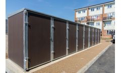 metroSTOR - Model PTM - Outdoor Storage Units