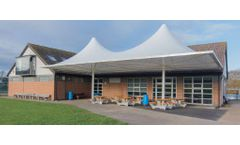 Orion - Conic Tensile Fabric Structures