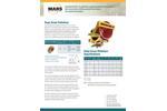 Mars Mineral - Model D - Deep Drum Pelletizer Brochure