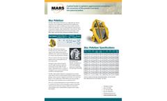 Mars Mineral - Model P - Disc Pelletizer Brochure