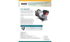 Agglo-Miser - Model DP-14 - Laboratory Pelletizer Brochure
