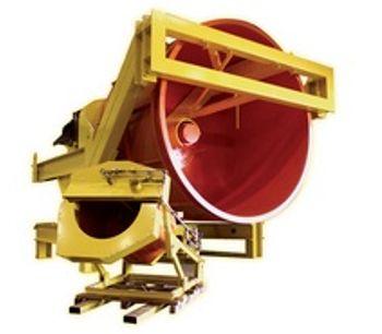 Mars Mineral - Model D - Deep Drum Pelletizer