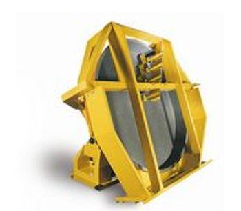 Mars Mineral - Model P - Disc Pelletizer