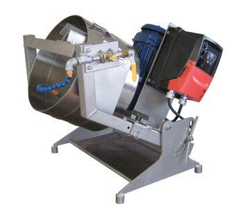 Agglo-Miser - Model DP-14 - Laboratory Pelletizer
