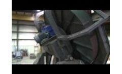 Mars Mineral P 220 Disc Pelletizer Video