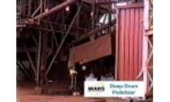 Mars Mineral Deep Drum Pelletizer Video