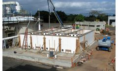 Concrete Structures for Water & Wastewater