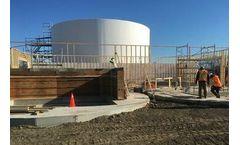 PROJECT UPDATE: Canada's First Zoo Gas Anaerobic Digester – Primary Digester Complete