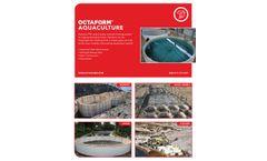 Concrete Structures for Aquaculture - Brochure