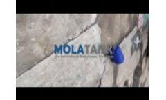 Violent Flexible Water Tank Testing Video