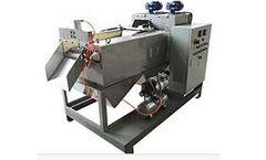 RJ-Environmental - Model OP411 - Solid Liquid Separator