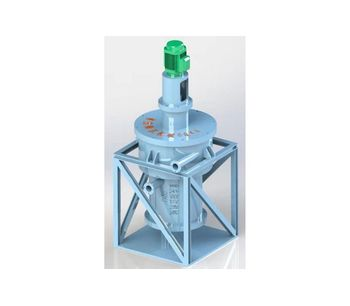 Single Stage Centrifugal Extractor with SS304 Stainless Steel Material