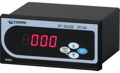 Cosmo - Model DP-340 Series - Multifunction Digital Pressure Gauge