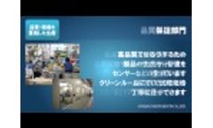Cosmo Instruments Co., Ltd. Video