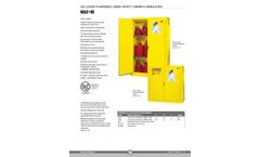 Safety Storage Equipment Catalog