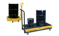 Herbert - Drum Bogie Mobile Spill Platform and Drum Accessories